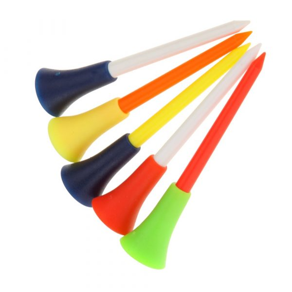 Golf Tees Assorted Colors 8 cm | 1 pc